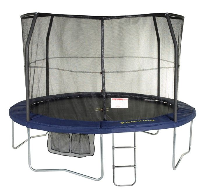 Jumpking Trampoline Ladder Instructions: Jumpking JumpPOD Deluxe 12ft Trampoline