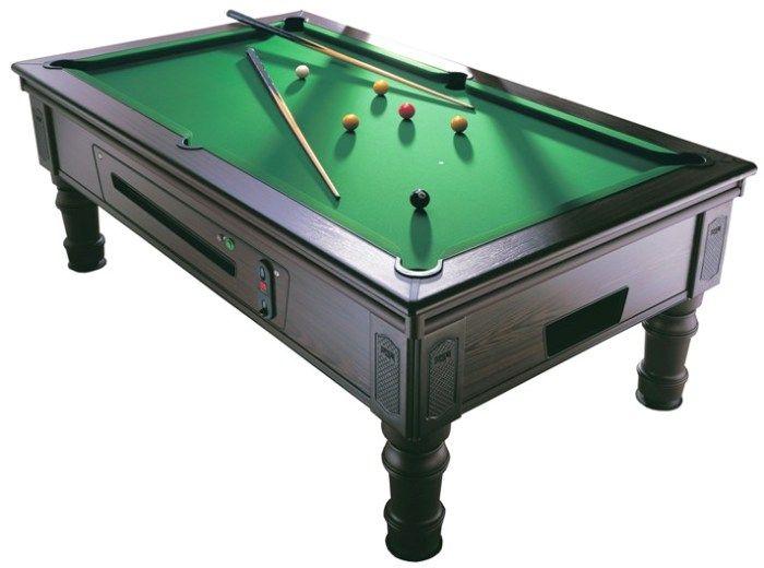 Games tables slate bed pool table prince 7ft - Slate pool table ...