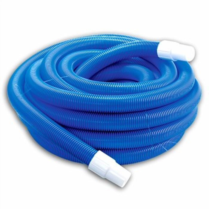 Plain end 1 5 pool vacuum hose 12m pool cleaning for Garden hose pool vacuum
