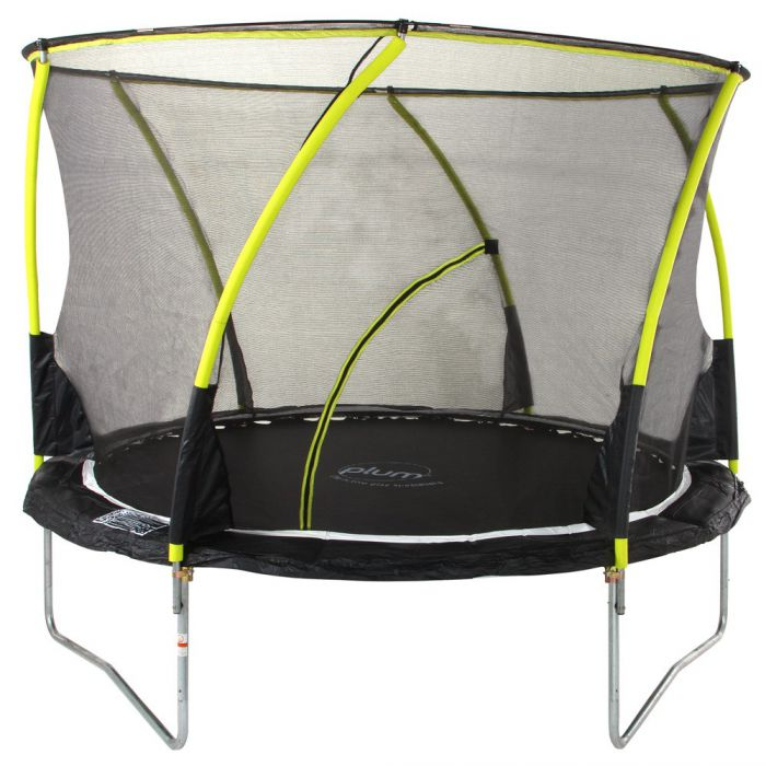 Jumpking Trampoline Ladder Instructions: Plum® 10ft Whirlwind Trampoline & 3G® Enclosure