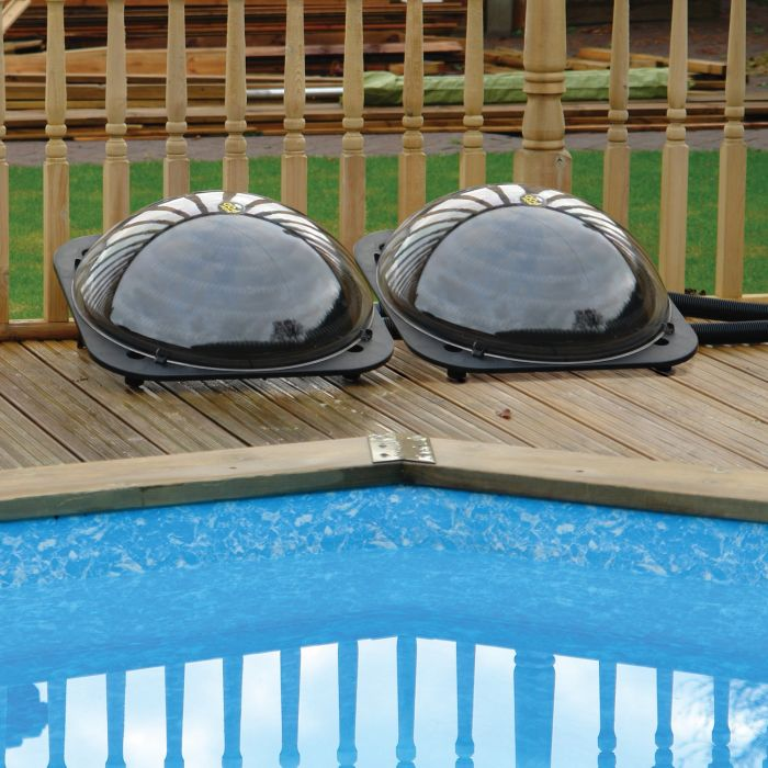 Solar Pod Plus Solar Heating Kit For Swimming Pools Pool Heating