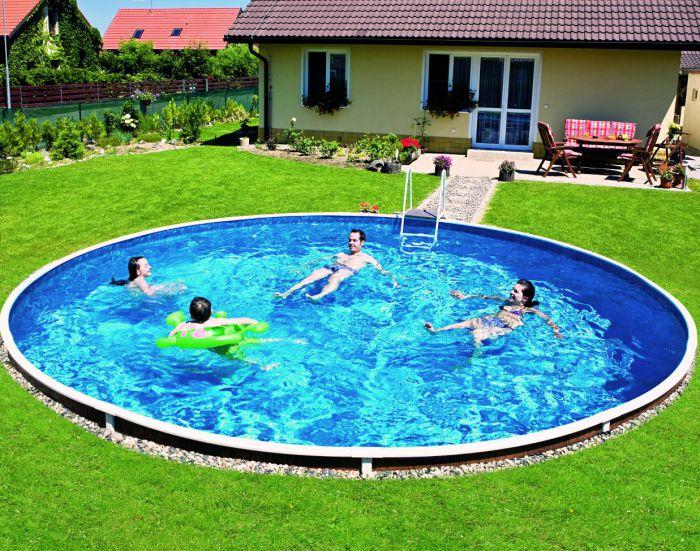 Deluxe Splasher Pool 18ft X 47 Quot Steel Pools