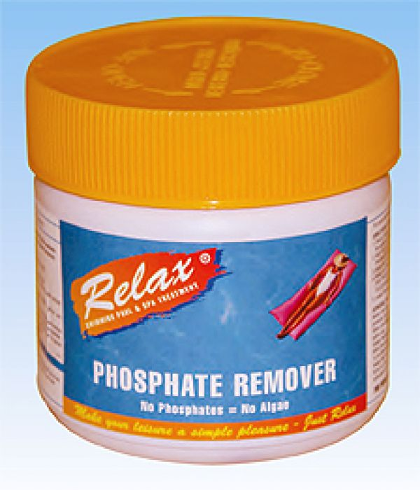 Phosphate Remover 1 Litre X 6 Chemicals For Spas Above In Ground Pools