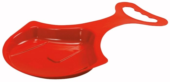 Snow Glider Red Sledge Toboggan  Thumnail #0