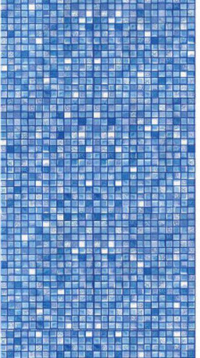 Cube Tile 20 Thou Pool Liner 17ft X 12ft Diameter X 48 52