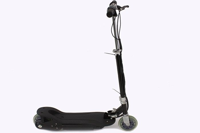 120w Electric Scooter - Black Thumnail #0