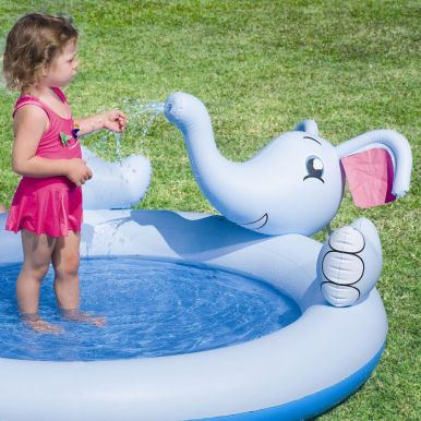 Interactive Elephant Play Pool - 53034