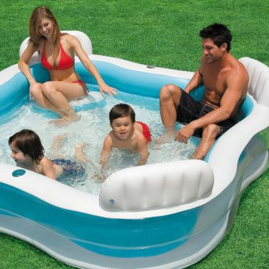 Swim Center Family Lounge Pool 7ft 6in