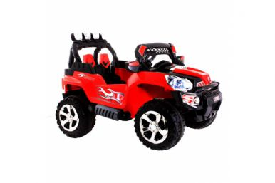Kids Twin 6V Sand Scorcher Style Ride On Car With Remote Control