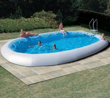 Zodiac Ovline Original Oval Pool 11 2m X 7 3m