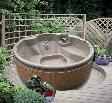 Orbis Garden Hot Tub Garden Hot Tubs