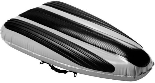 Freeride 180-X Silver Inflatable Sledge by Airboard