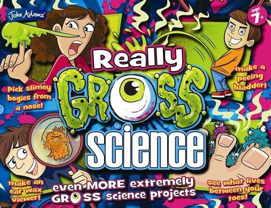 Really Gross Science Set
