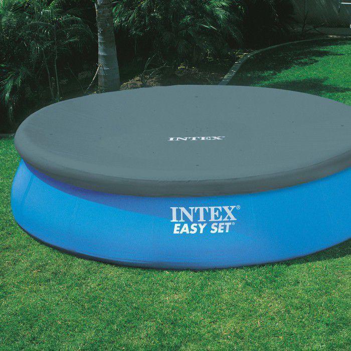 15ft Winter Debris Pool Cover Intex Easy Set Pool