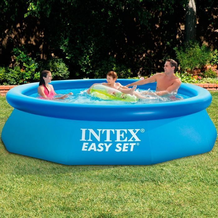 Intex Easy Set Inflatable Pool 10ft X 30 28122