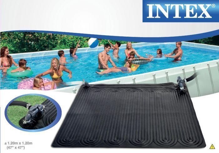 Intex Solar Heating Mat For Above Ground Swimming Pools 47