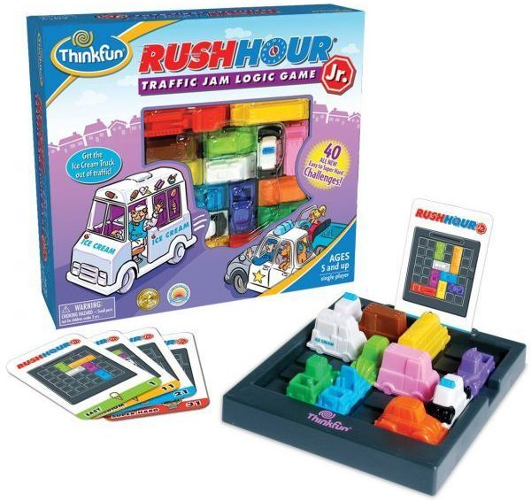 rush hour game puzzle