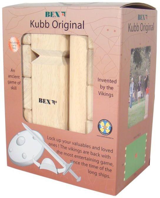 Kubb Original Lawn Game
