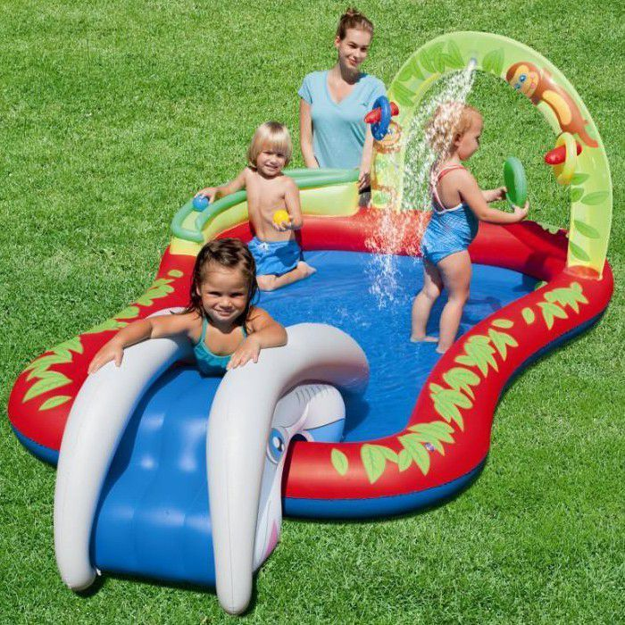 "Interactive Play Pool 110"" x 68"" x 40"" - 53051 Thumnail #1"