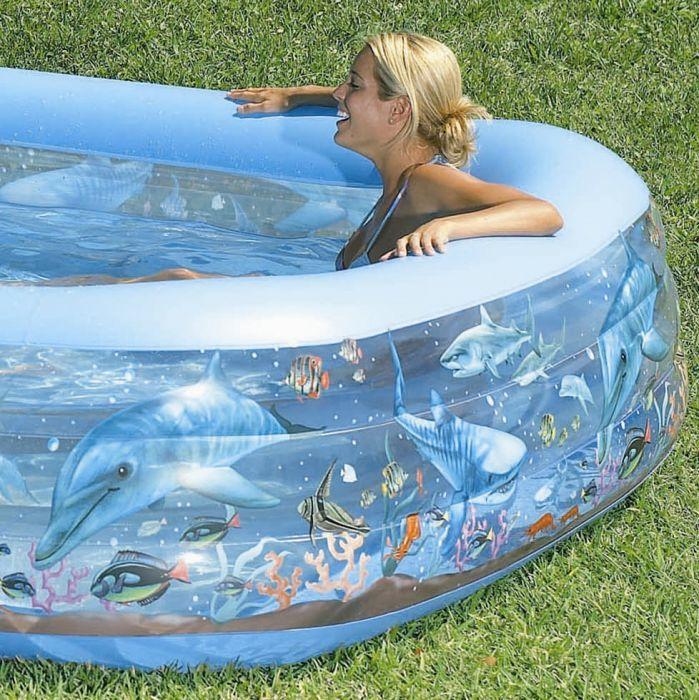 Sealife  Ring Paddling Pool