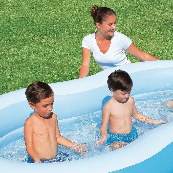 "The Big Lagoon Family Paddling Pool 103"" - 54117 Thumnail #1"