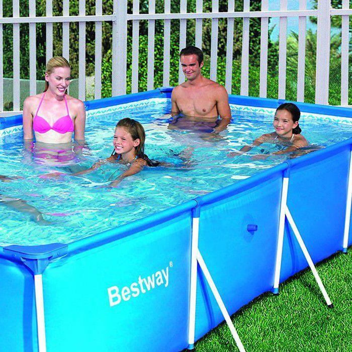 bestway steel pro pool instructions