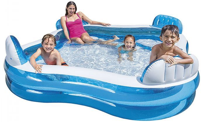 Swim Center Family Lounge Pool 7ft 6in