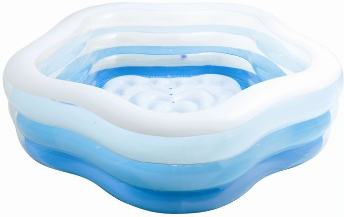 Summer Colours Paddling Pool 6ft - 56495 Thumnail #1