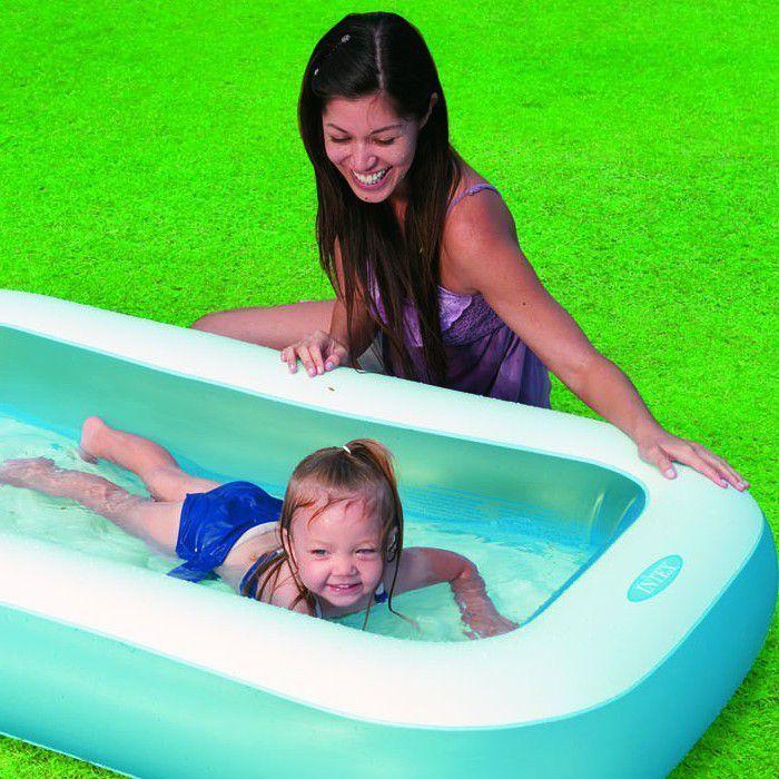 Rectangular Baby Paddling Pool 57403 Paddling Pools