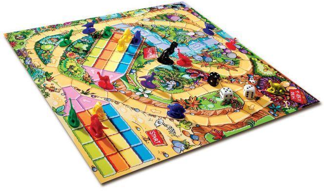 Tyrannosuarus Rex Board Game - Puzzles & Games