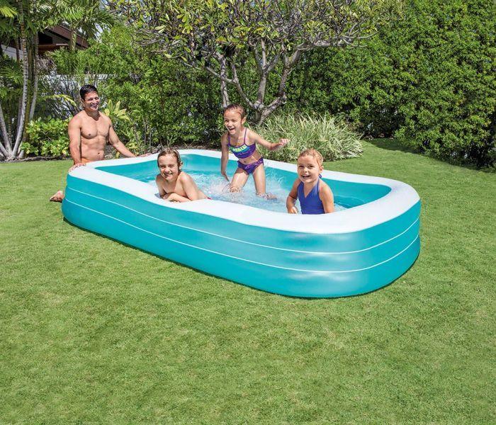 Swim centre family paddling pool 120 for Family paddling pool