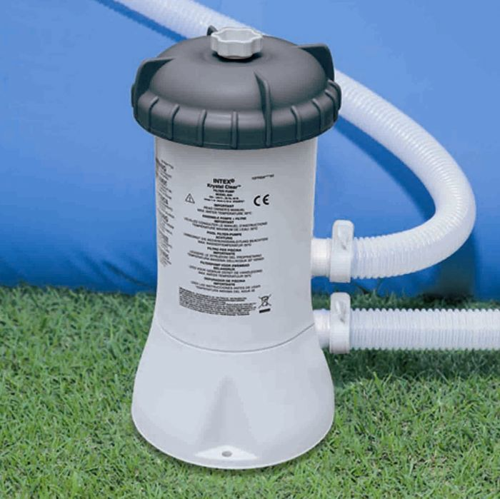 hook up intex pool pump