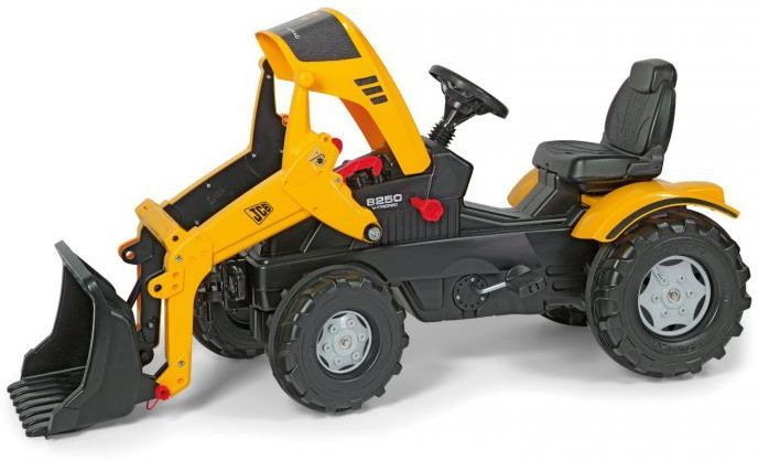 Rolly JCB 8250 V-Tronic Tractor With Frontloader Thumnail #1