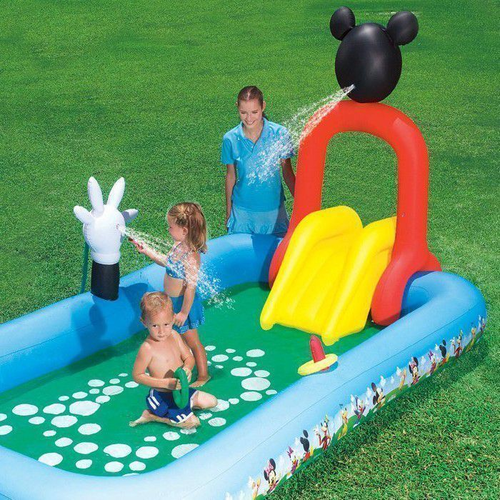 Mickey Mouse Clubhouse Paddling Pool 126 Quot 91016