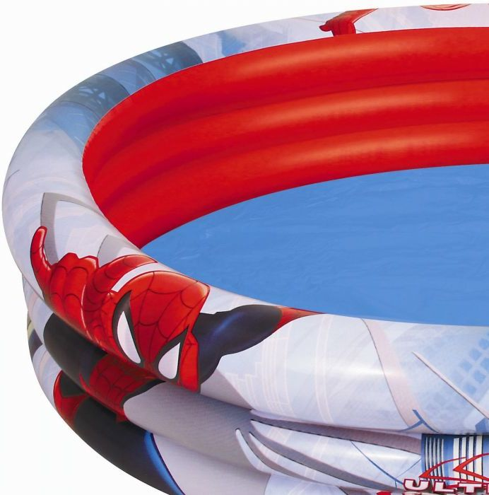 Spiderman 3 Ring Paddling Pool - 98006 Thumnail #1