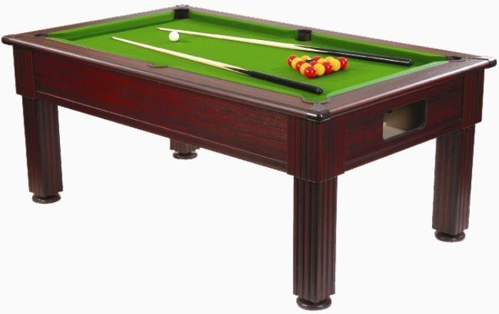 Surrey slate bed pool table slate bed pool tables for 1 slate pool table