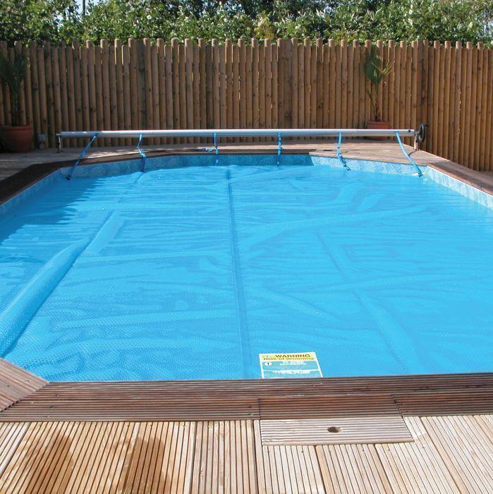 Decorative Pool Covers : Premium decking reel for wooden pools pool reels