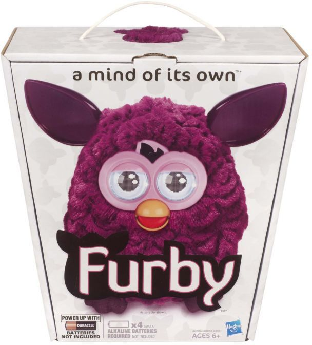a description of a furby as an interactive pet Furby interactive plush pet toy   toys & hobbies, electronic see the seller's listing for full details and description of any imperfections.