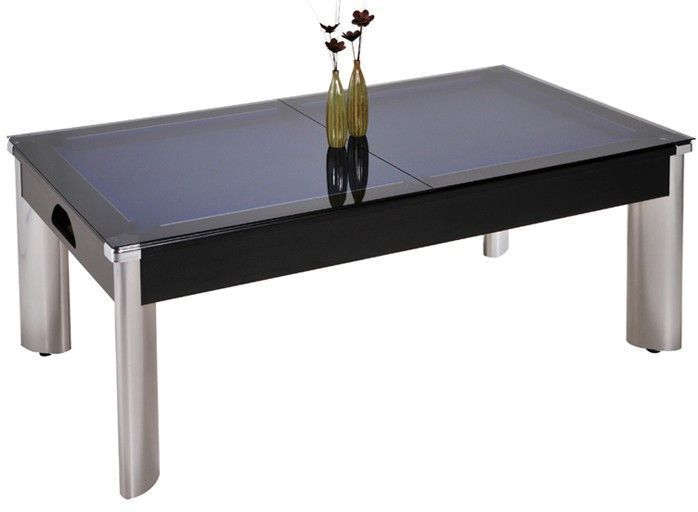 Fusion outdoor diner slate bed pool table - Slate pool table ...