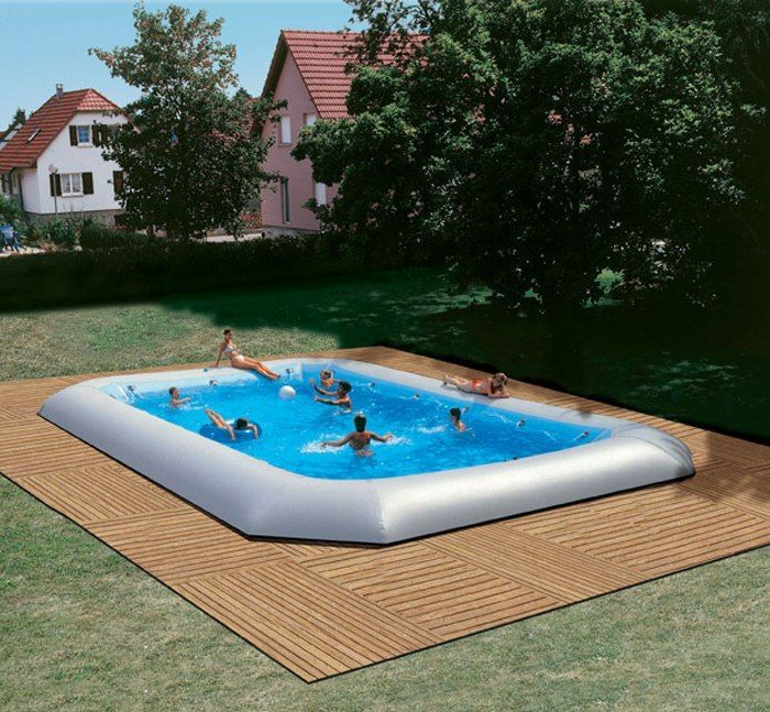 Zodiac hippo original rectangular pool x for Piscine zodiac ovline