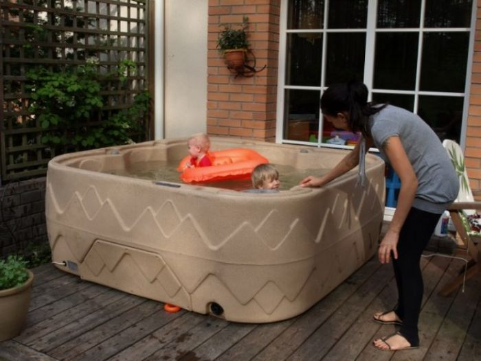 Kent Plug Play Hot Tub 20 Jets Garden Hot Tubs