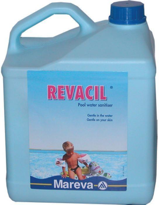 Pool Treatment Chemicals : Revacil biguanide pool treatment litres chemicals