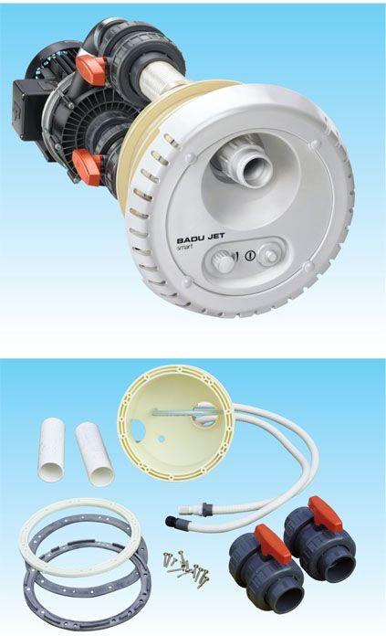 Badu Jet Smart Kh Counter Current System Pool Pumps