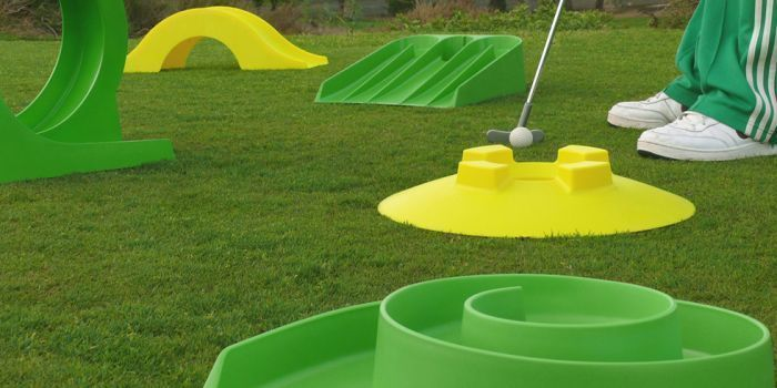 My Mini Golf Pro Set Garden Games