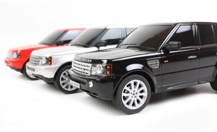 radio controlled car 1 24 range rover sport radio controlled cars. Black Bedroom Furniture Sets. Home Design Ideas
