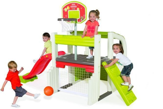 simba smoby fun centre giant garden games. Black Bedroom Furniture Sets. Home Design Ideas