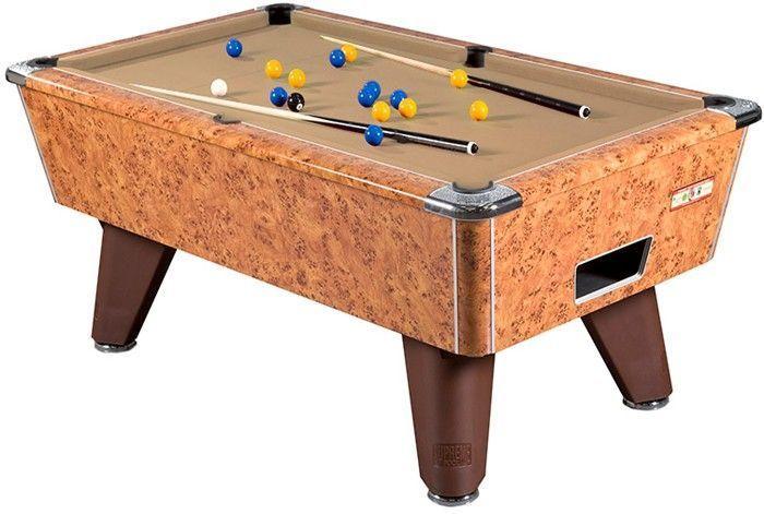 Winner slate bed pool table championship table for 1 slate pool table