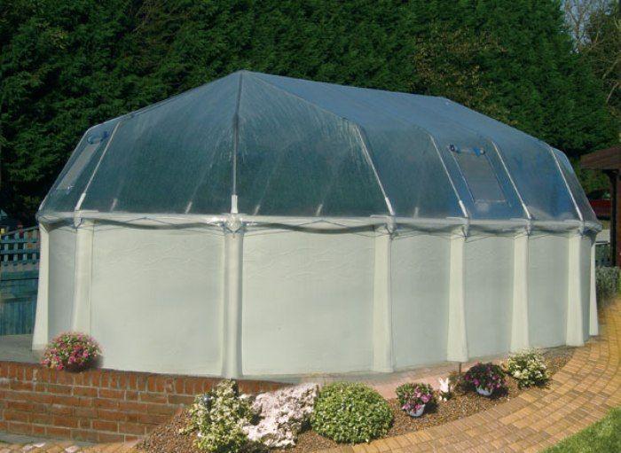 Fabrico Sun Dome Swimming Pool Enclosures