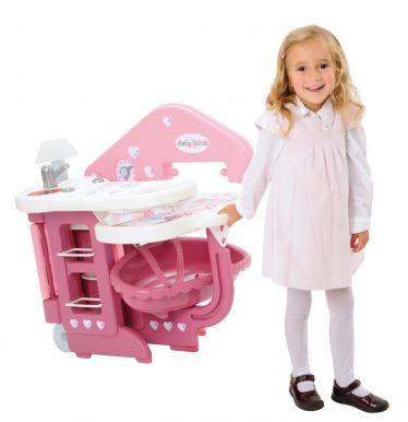 smoby baby nurse dolls 39 nursing centre dolls. Black Bedroom Furniture Sets. Home Design Ideas