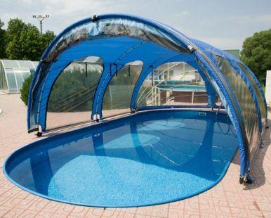 Mobile Pool Enclosure Mobile Pool Enclosures